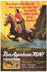 Run, Appaloosa, Run!