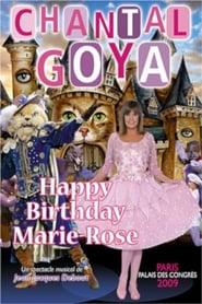 Happy Birthday Marie-Rose 2008