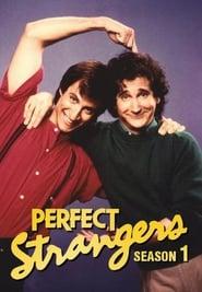 Poster de Perfect Strangers S01E08
