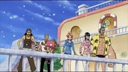 One Piece Amazon Lily Arc Episode 408 : Landing! The All-Female Island, Amazon Lily