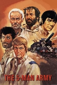 The Five Man Army (1969)