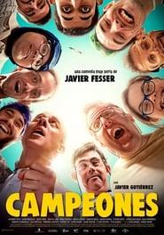 Campeones Película Completa CAM-TS [MEGA] [LATINO] 2018