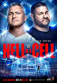 Poster WWE Hell in a Cell 2017 2017