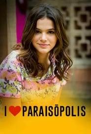 Poster I love Paraisópolis 2015