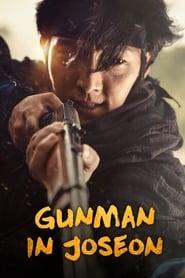 Poster The Joseon Gunman 2014