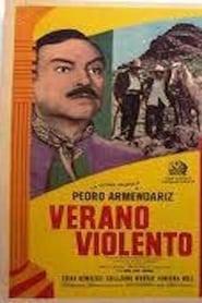 Poster Violent Summer 1960