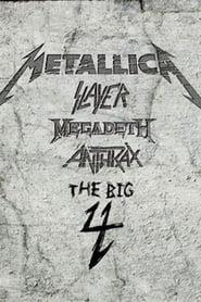 Metallica/Slayer/Megadeth/Anthrax: The Big 4 – Live in Gothenburg, Sweden