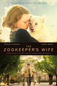 Watch The Zookeeper's Wife on Viooz Online