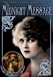 The Midnight Message 1926