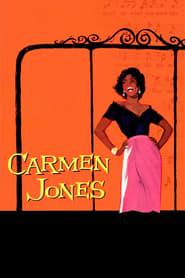 DVD cover image for Carmen Jones