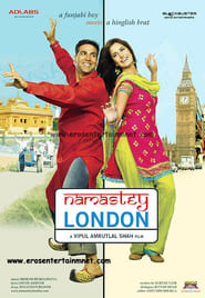 Namastey London plakat