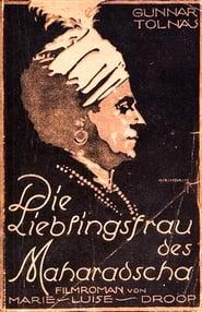 Die Lieblingsfrau des Maharadscha 1921