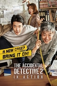The Accidental Detective 2: In Action (2018) HDRip 480p, 720p