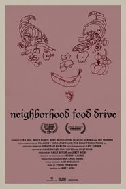 Neighborhood Food Drive (2017)