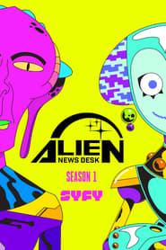 Alien News Desk (Season 1 episode 2)