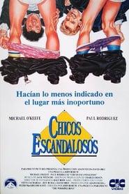 Chicos escandalosos 1986