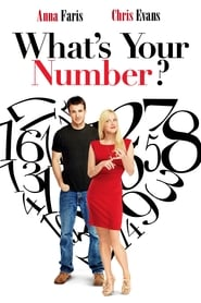 Poster What's Your Number? 2011