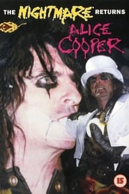Poster Alice Cooper: The Nightmare Returns 1987