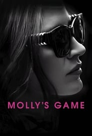 Molly's Game (2017) DVDScr x264 500MB Ganool