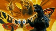 Godzilla, Mothra y King Ghidorah: Monstruos gigantescos ataque total