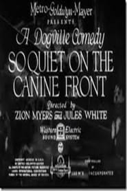 So Quiet on the Canine Front (1931)
