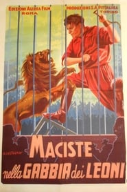 Maciste nella gabbia dei leoni 1926