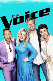 Poster The Voice - Season 16 2020