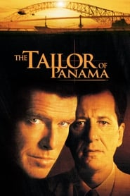 Poster The Tailor of Panama 2001