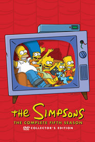 The Simpsons - Season 22 Episode 8 : The Fight Before Christmas Season 5