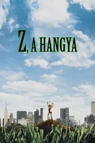 Z, a hangya poszter