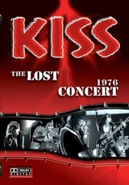 Kiss: The Lost Concert movie