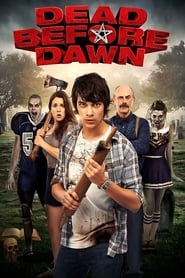 Poster Dead Before Dawn 2012