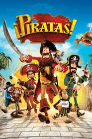 Ver ¡Piratas! Online HD Español y Latino (2012)