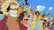 One Piece Thriller Bark Arc Episode 360 : Save Me, Hero!! My Enemy Is the Immortal Princess