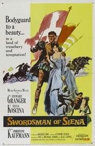 Poster del film Swordsman of Siena