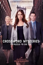 The Crossword Mysteries A Puzzle to Die For
