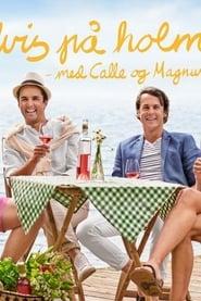 Ylvis på holmen med Calle og Magnus (2020)