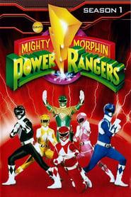Mighty Morphin Power Rangers - Season 1 poster