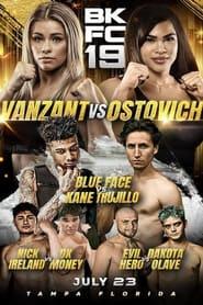BKFC 19: Paige VanZant vs Rachael Ostovich (2021)