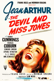 Poster The Devil and Miss Jones 1941