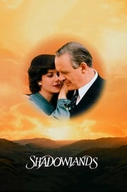 Poster Shadowlands 1993