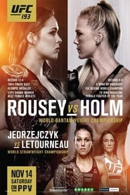 UFC 193: Rousey vs. Holm (2015) Online Full Movie Free