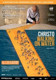 Christo - Walking on water 2019