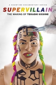 Supervillain: The Making of Tekashi 6ix9ine - Season 1 (2021) poster