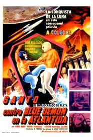 Santo contra Blue Demon en la Atlántida (1970)