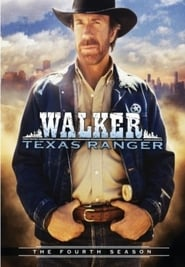 Walker, Texas Ranger - Season 4 poster