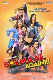 Golmaal Again (2017) Hindi Full Movie Watch Online Free