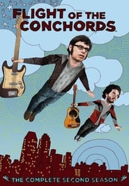 Flight of the Conchords - Season 2 poster