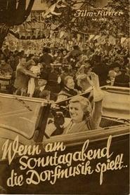 Wenn am Sonntagabend die Dorfmusik spielt 1933
