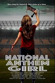 National Anthem Girl 2019